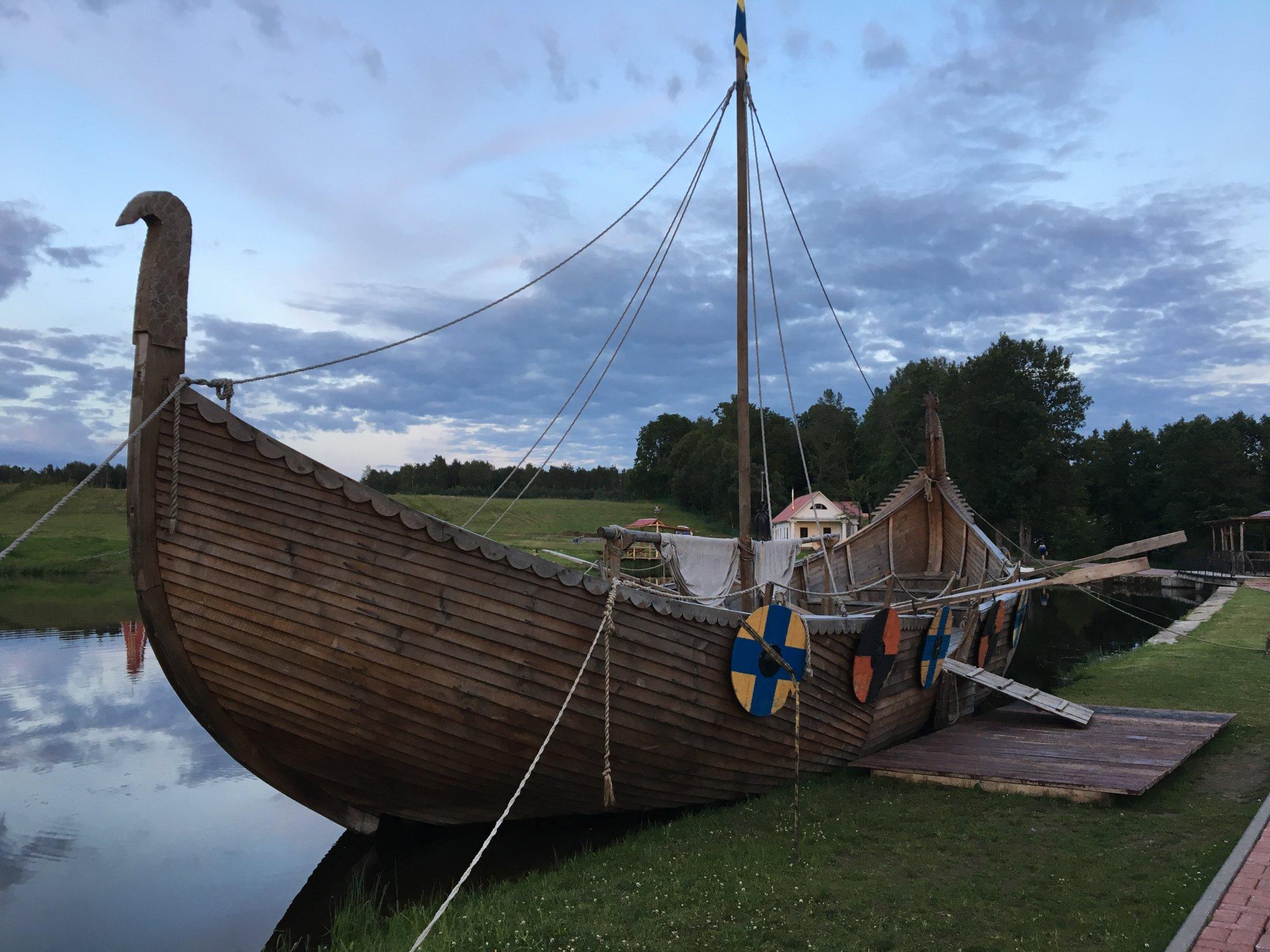 Сула - первый в Беларуси парк-музей интерактивной истории