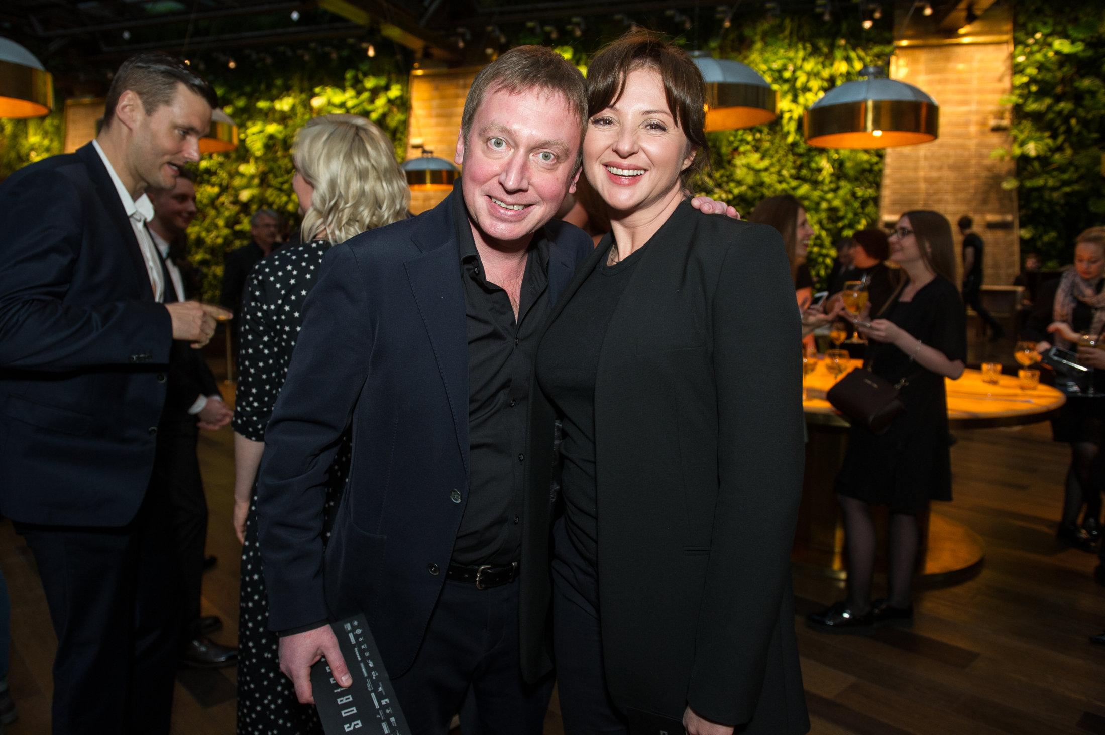 Михаил Трухин и Анна БАНЩИКОВА