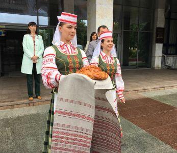 Спасибо, Беларусь!