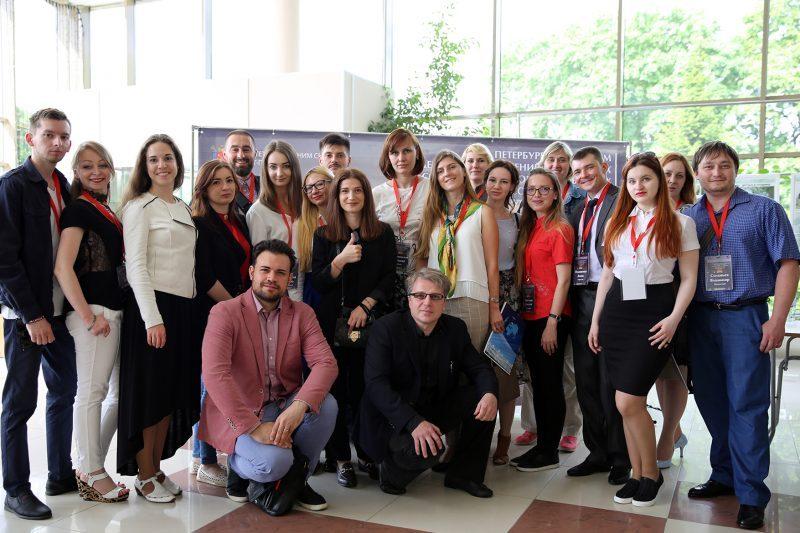 Петербургский форум с мировым значением.
