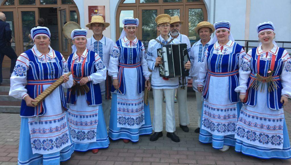 Народный ансамбль народной песни - Сябрына - города Витебска - Фото Настя Рикеза