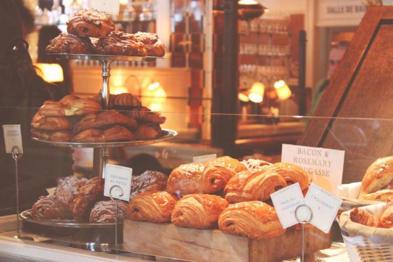Завтрак по-французски