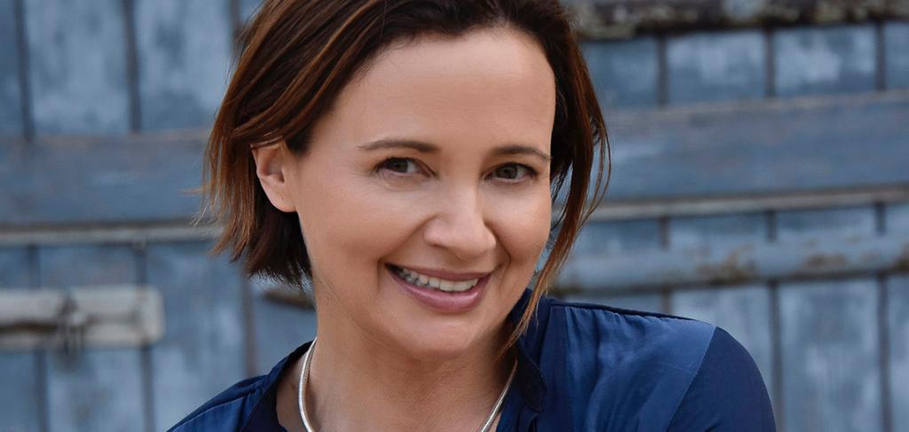 Ольга Берг в прямом эфире программы «Срочно в эфир»