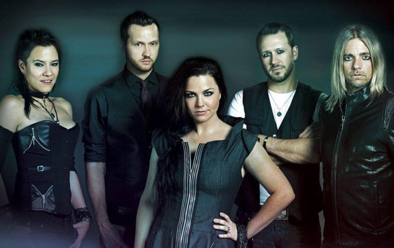 Evanescence в Париже