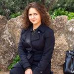 Вера Крышталева и «Тотальный диктант» 2018 Париж