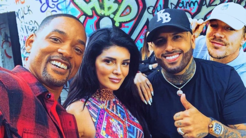 Nicky Jam feat. Will Smith & Era Istrefi - Live It Up