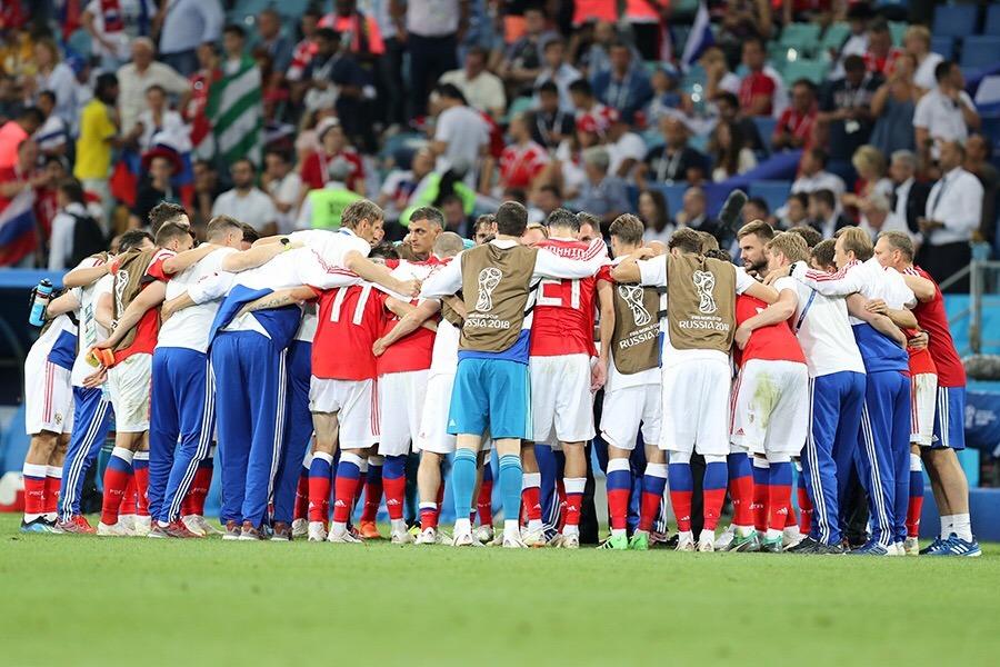 сборная России по футболу
