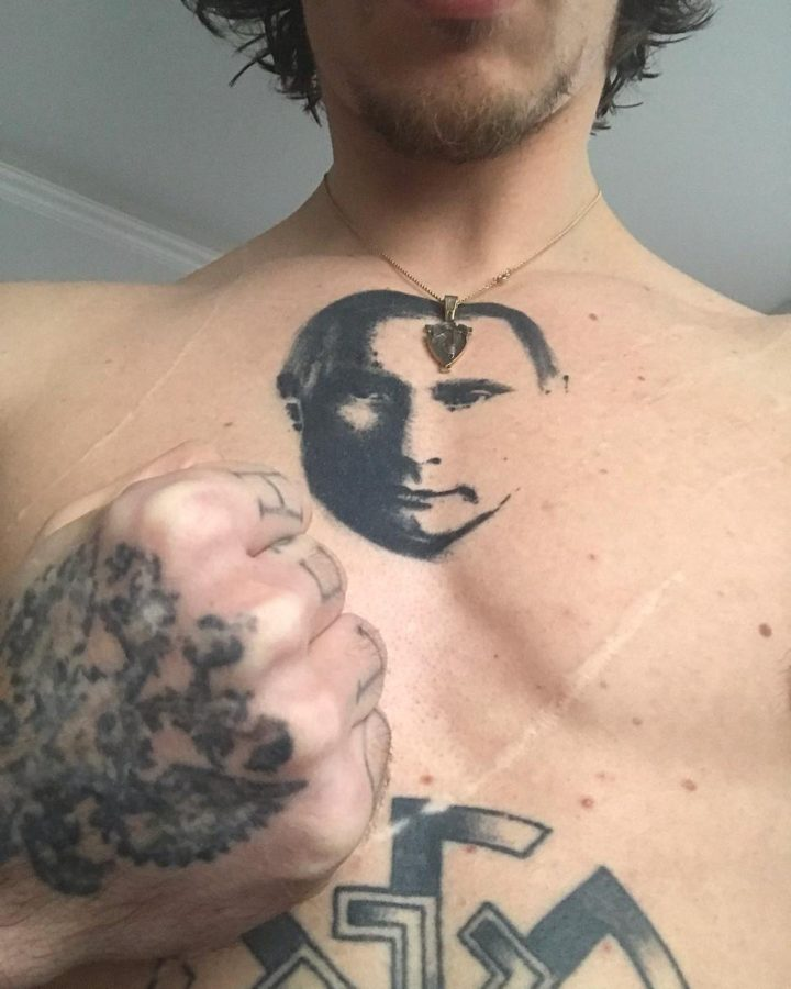 Sergei Polunin (@sergeipolunin) • Фото и видео в Instagram